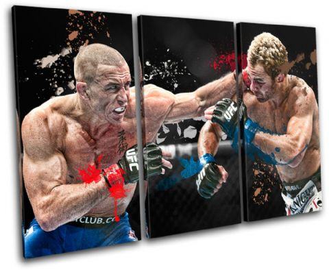 MMA Georges St. Pierre Sports - 13-2175(00B)-TR32-LO